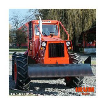 Tractor Articulat Forestier - TAF 690 OP