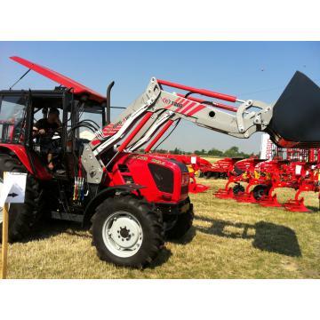 Tractor Belarus 952. 3 - 95 CP cu incarcator frontal