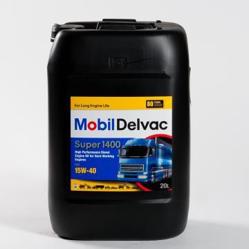 Ulei Mobil Delvac 15w40