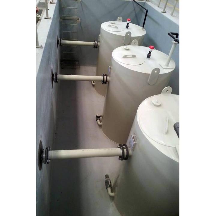 Instalatii acid clorhidric