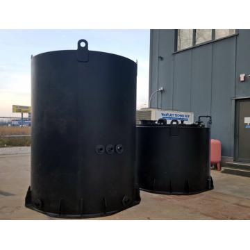 Rezervoare pentru acid sulfuric concentrat