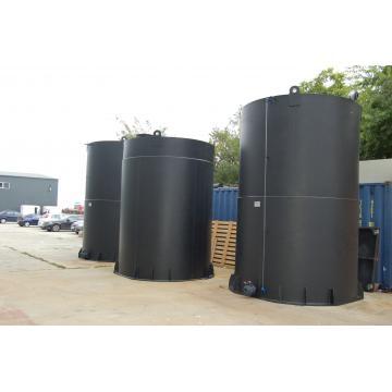 Rezervoare pentru stocare acizi