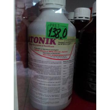 Stimulator natural de crestere a plantelor Atonik 1 L