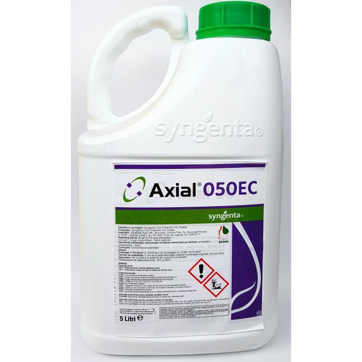 Erbicid pentru grau Axial 50EC