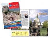 Tehnoredactare reviste, pliante, cataloage