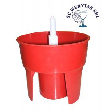 Dispozitiv pentru dezinfectat sticle