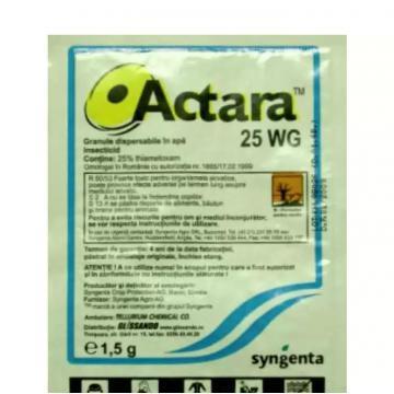 Insecticid Actara 25WG