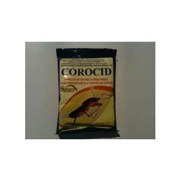Insecticid coropisnite, vierme Corocid