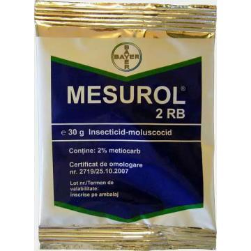 Insecticid Mesurol 2 RB - 30 gr.