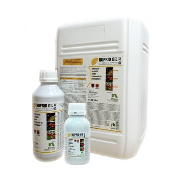Insecticid, ulei horticol Nuprid Oil 004 CE