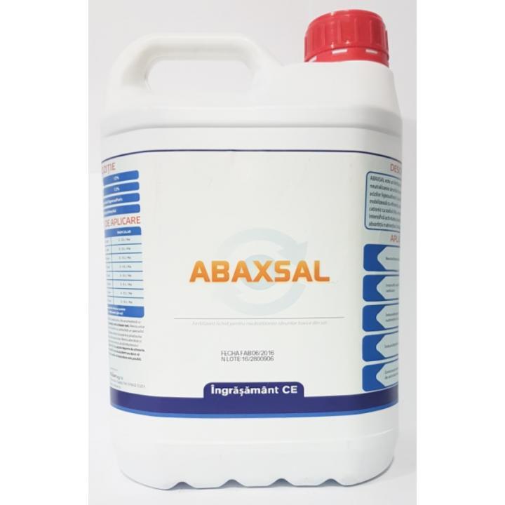 Ingrasamant pentru neutralizare saruri toxice Abaxsal