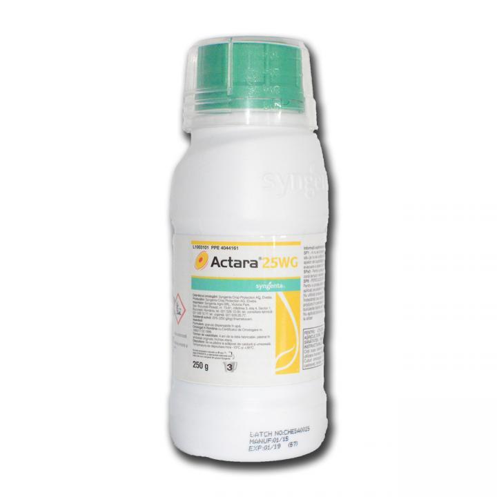 Insecticid Actara 25 WG - 250 grame
