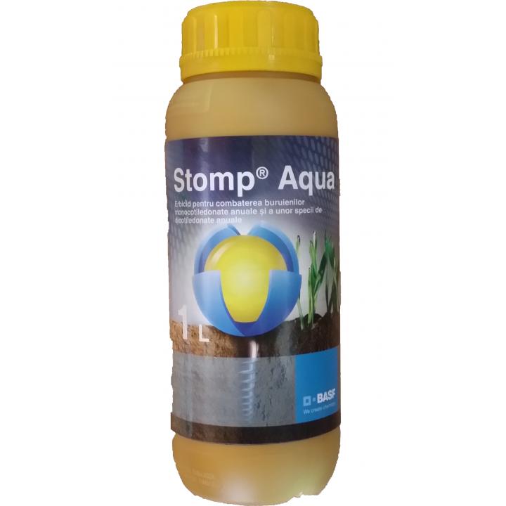 Erbicid pelicular Stomp Aqua 1 litru