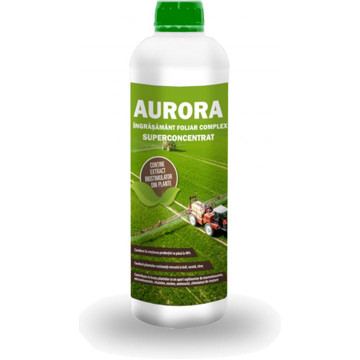 Ingrasamant foliar Aurora