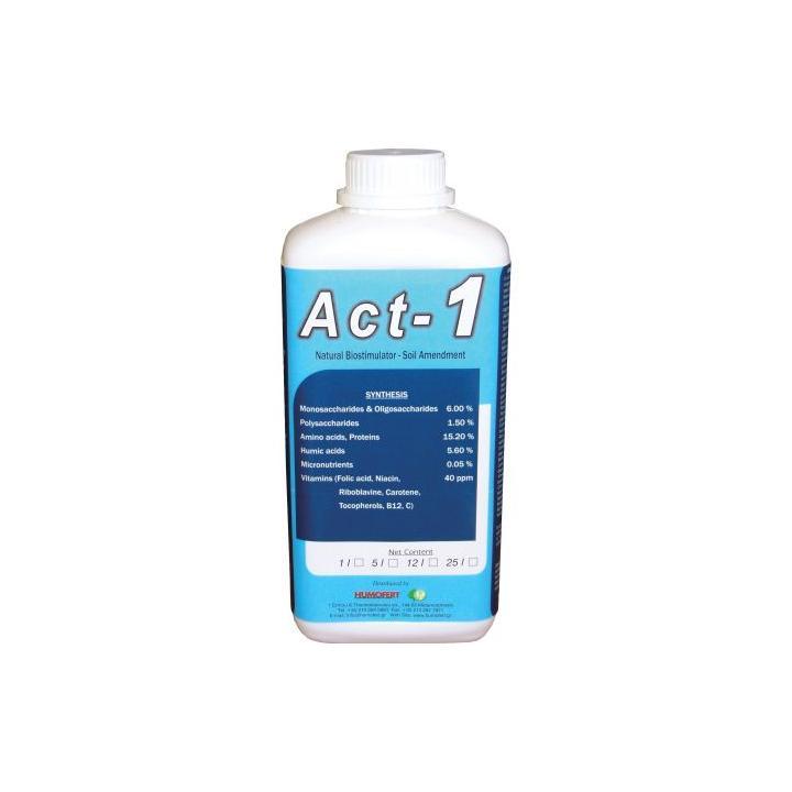 Biostimulent natural ACT 1 - 1 Litru