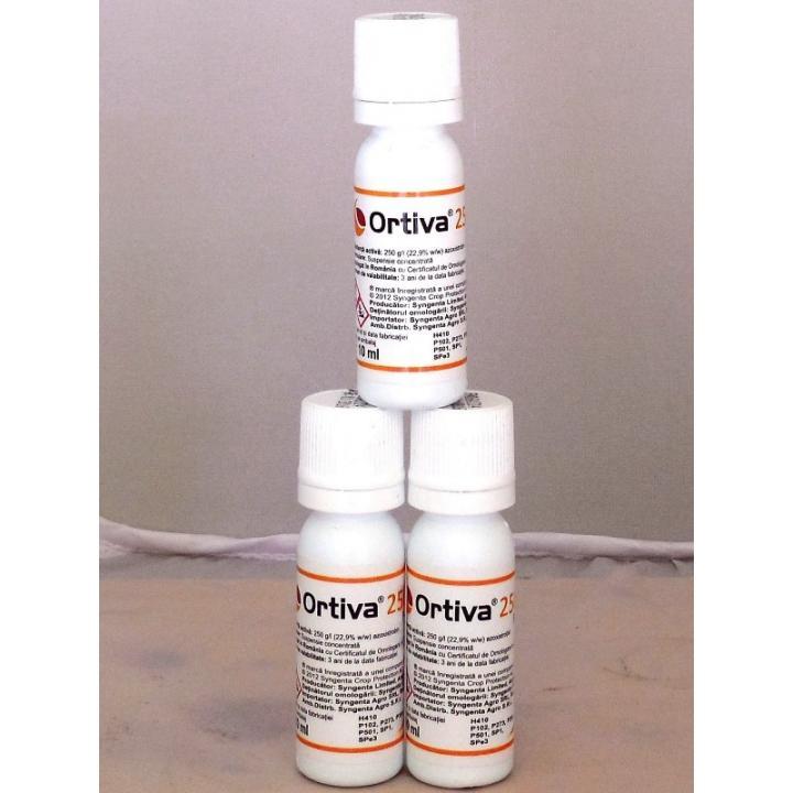 Fungicid Ortiva 250SC 10ml