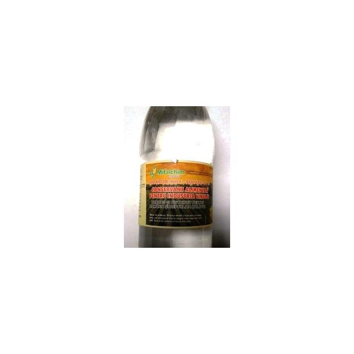 Bioxid de sulf 500ml