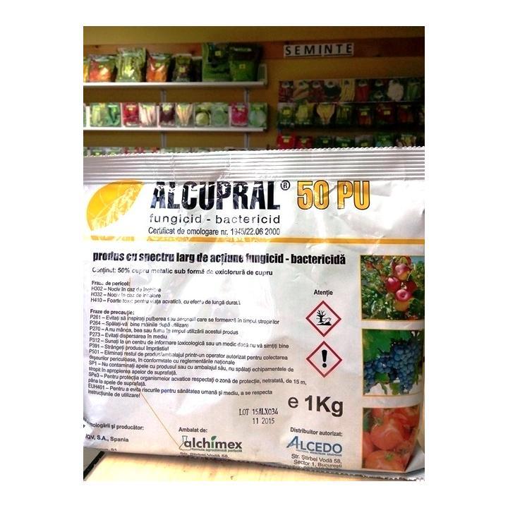 Fungicid Alcupral 50PU 500gr