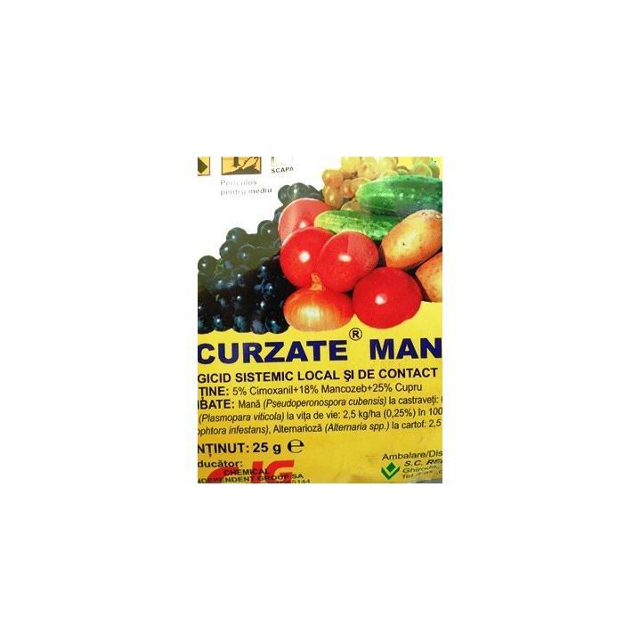 Fungicid Curzate Manox 25gr