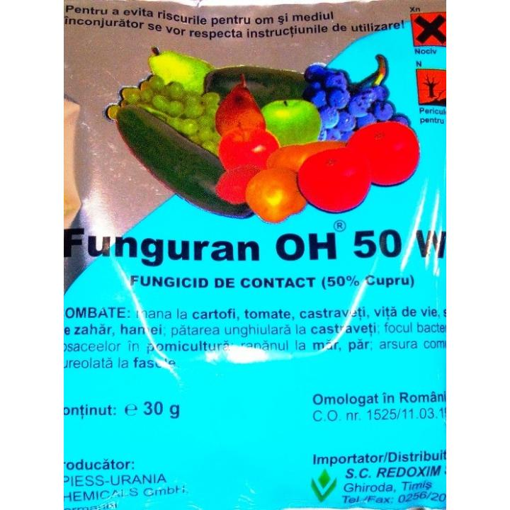 Fungicid Funguran 30gr