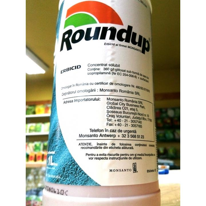 Ierbicid Roundup L