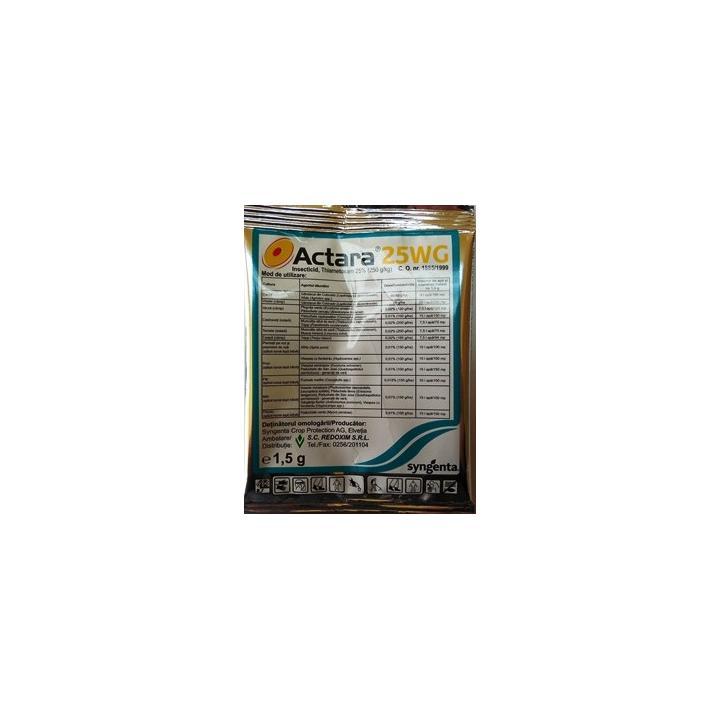 Insecticid Actara 25WG 1.5gr