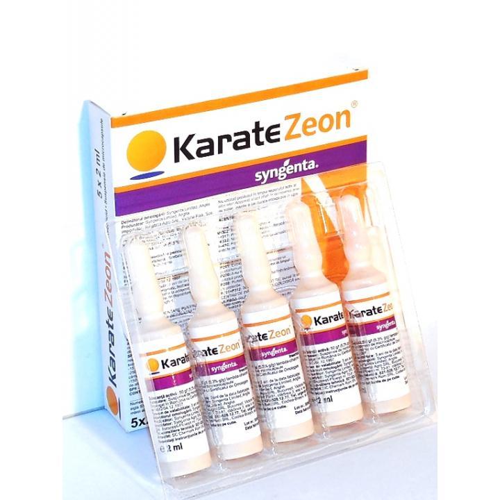 Insecticid de contact Karate Zeon 2ml