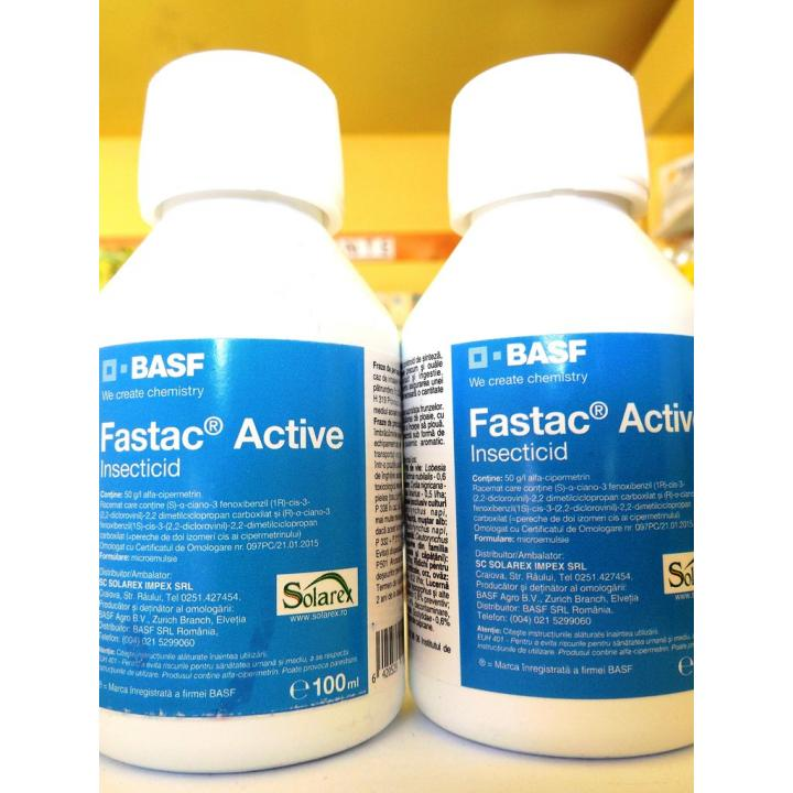 Insecticid Fastac 100ml