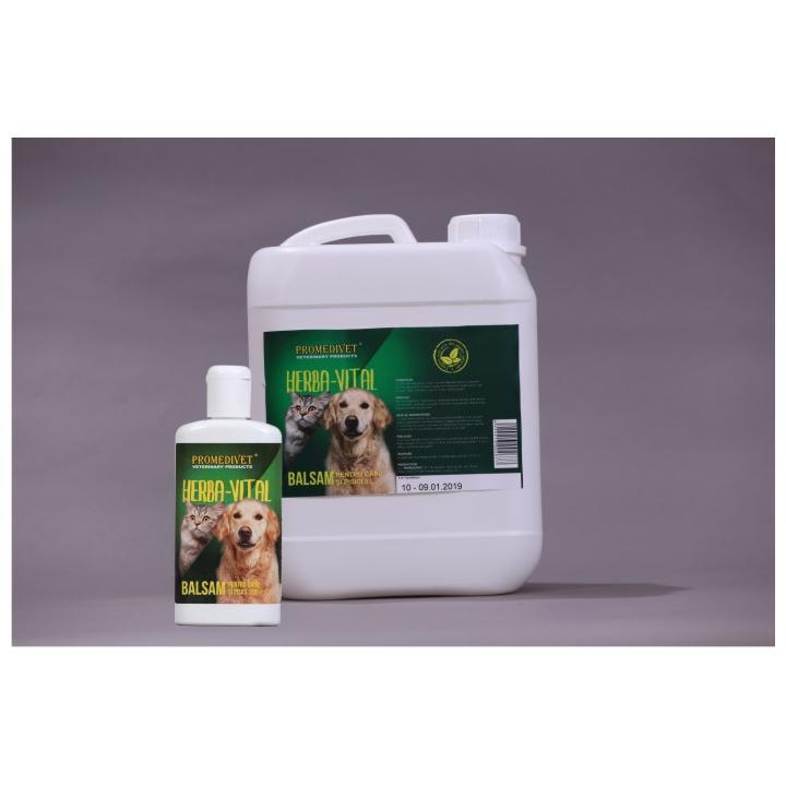 Balsam pentru caini si pisici Herba-Vital