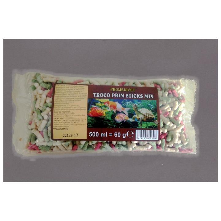 Hrana pesti Troco - Prim sticks mix