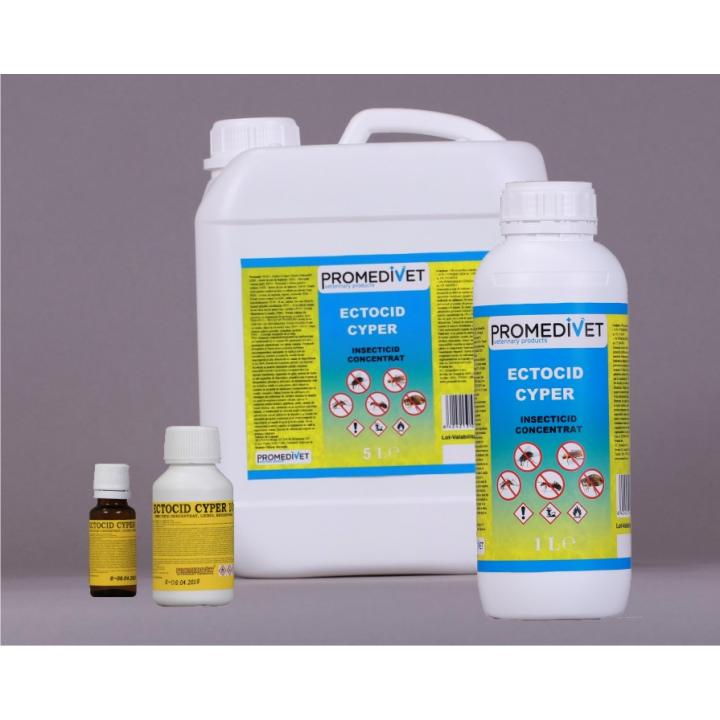 Insecticid Ectocid Cyper 10