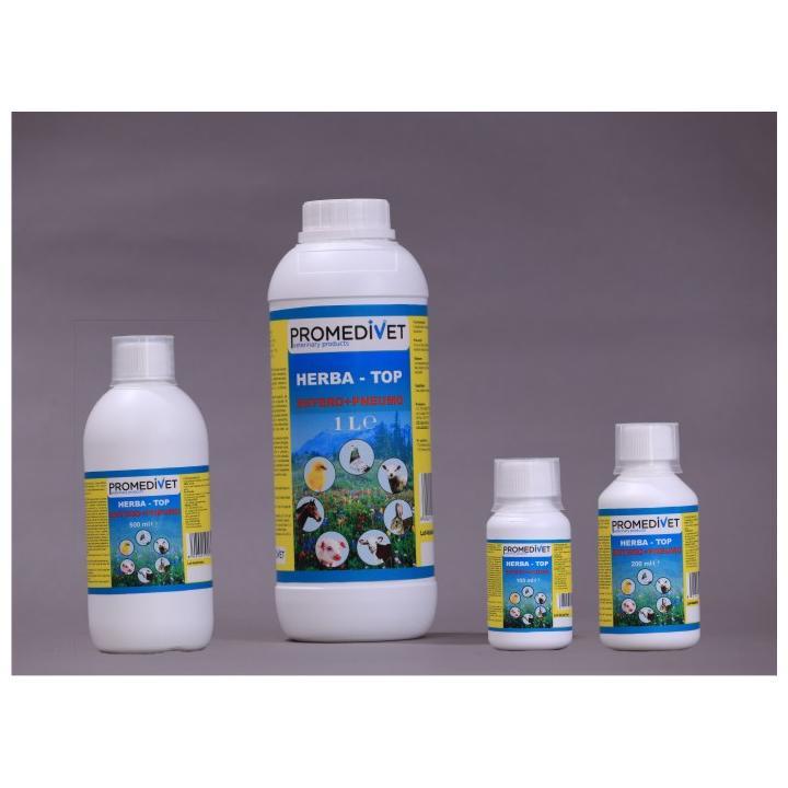 Solutie antiparazitara Herba-TopEntero + Pneumo