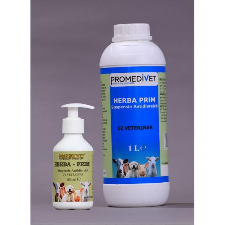 Supliment nutritiv veterinar antidiareic Herba-Prim