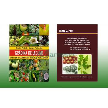 Carte, Gradina de legume: Viroizii, virusurile si fitoplasma