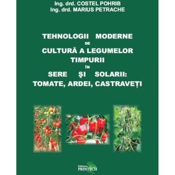 Carte, Tehnologii de cultura a legumelor timpurii