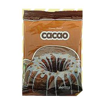 Cacao alcalina