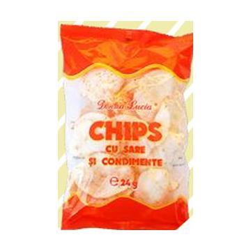 Chips cu condimente