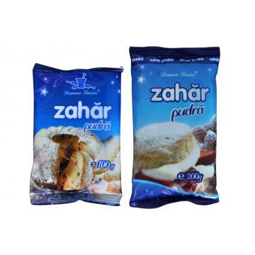 Zahar pudra la 50 g