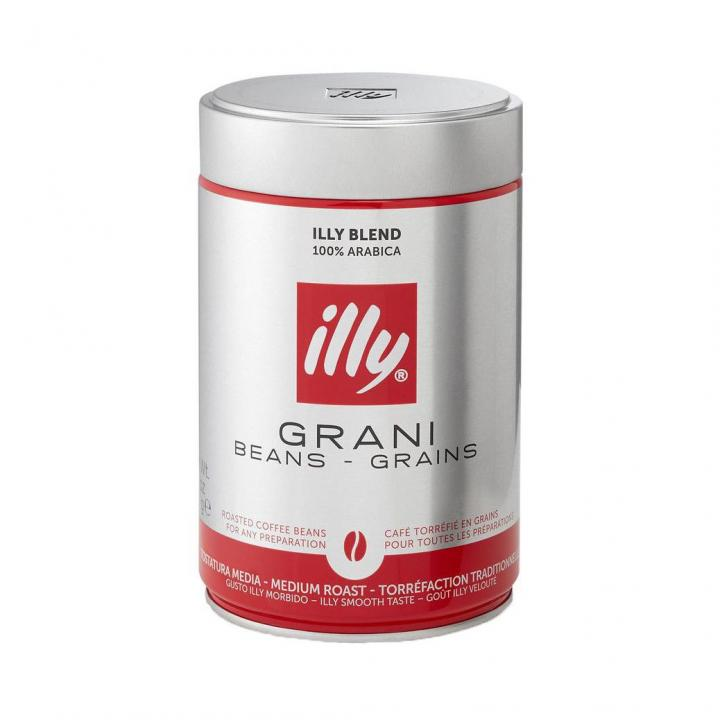 Cafea boabe Grani illy 250 gr