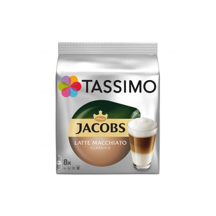 Capsule cafea Jacobs Tassimo Latte Macchiato