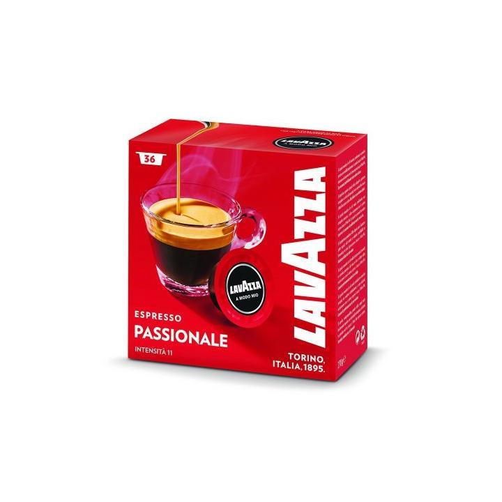 Capsule cafea Lavazza A Modo Mio Passionale, 36 buc