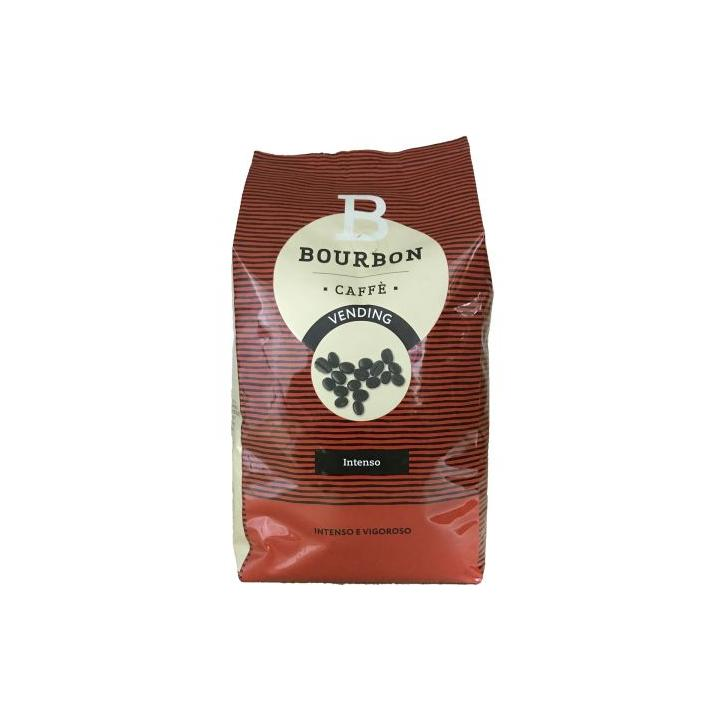 Cafea boabe Lavazza Bourbon Caffe Intenso vending 1kg