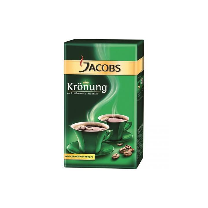 Cafea macinata Jacobs Kronung, 250g