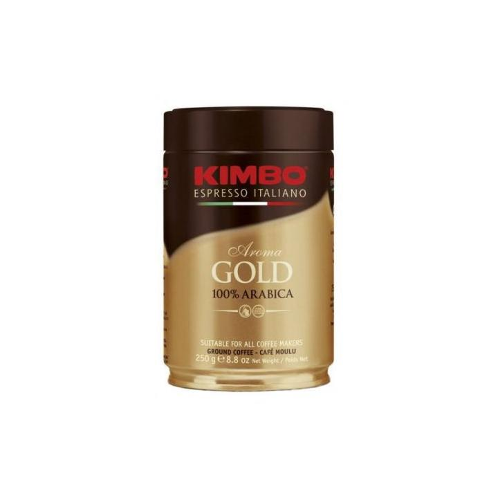Cafea macinata Kimbo Aroma Gold 250g