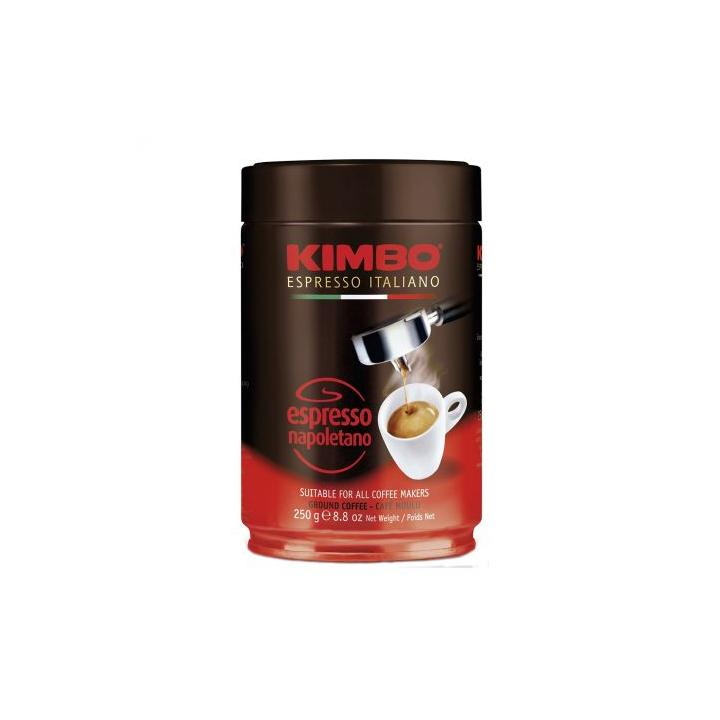 Cafea macinata Kimbo Espresso Napoletano