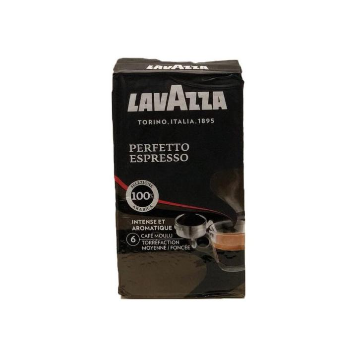 Cafea macinata Lavazza Perfetto Espresso 250g
