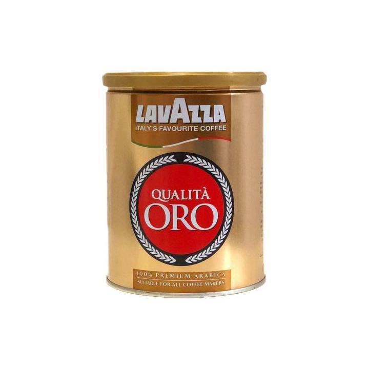 Cafea macinata Lavazza Qualita Oro 250gr