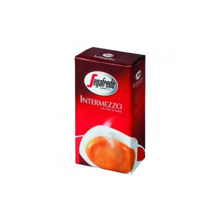 Cafea macinata Segafredo Intermezzo 250 gr