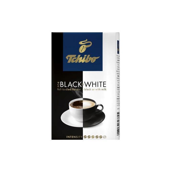 Cafea macinata Tchibo Black'n White, 250 g