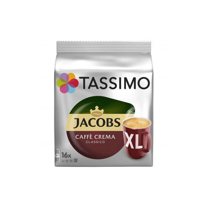 Capsule cafea Jacobs Tassimo Caffe Crema Classico XL